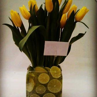 Limonada de Tulipanes