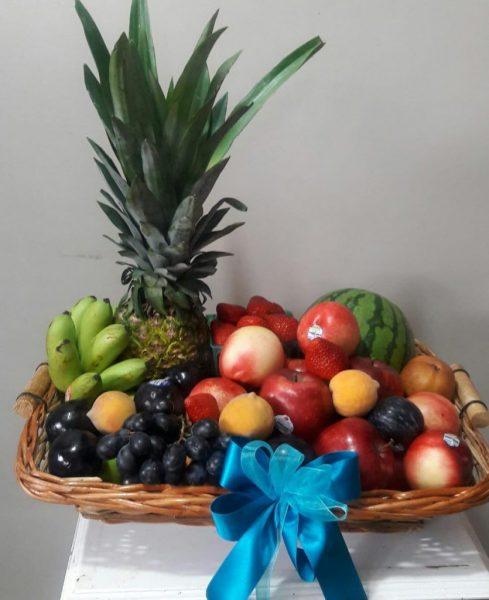 Canasta Frutal con Frutos Rojos