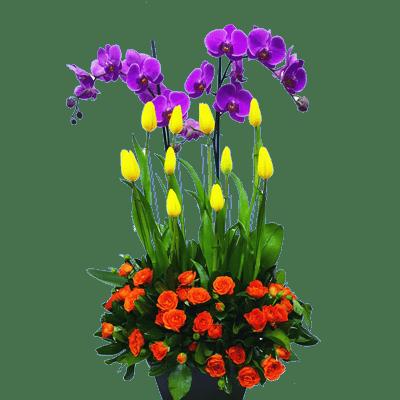 Arreglo floral - Florería a Domicilio - Floreria.info